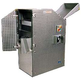 Guillotine for frozen products D